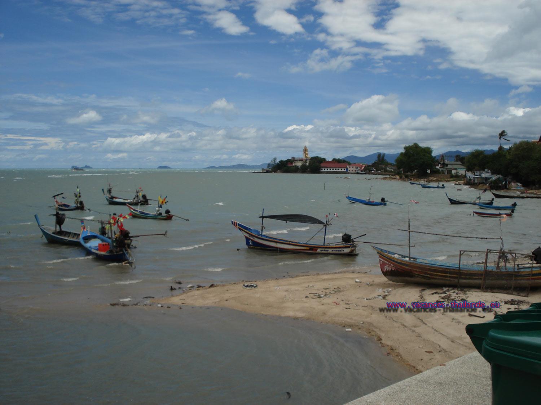 Vacances thailande page de la photo 3 louer villa koh for Piscine petit port