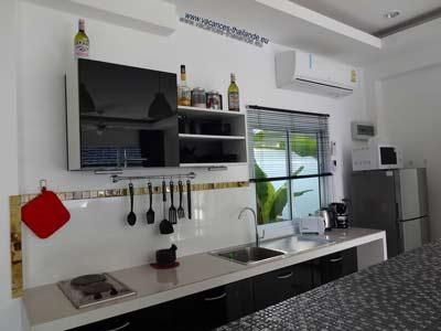 Location prix pas cher de nos villas et maisons for Cuisine tout equipee avec electromenager